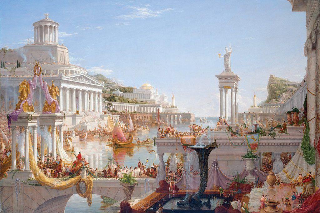 Marco Aurelio gobernó el Imperio Romano en uno de sus periodos de mayor apogeo
