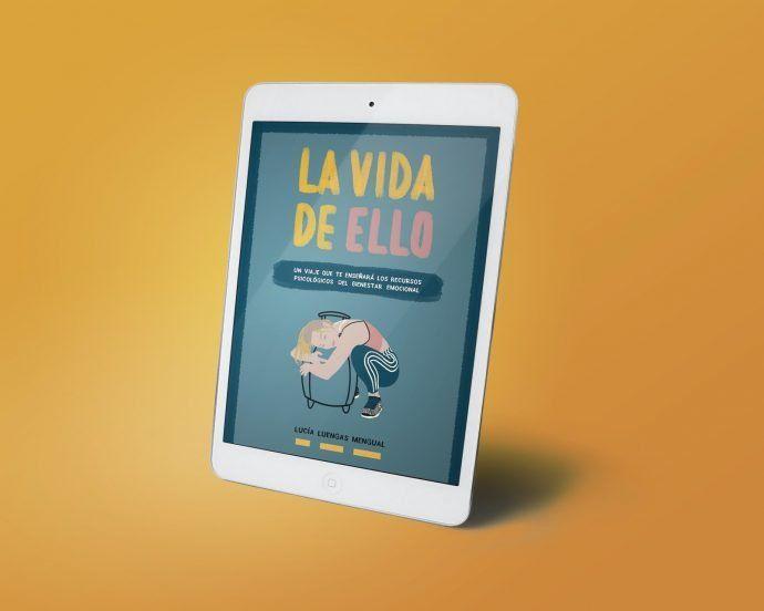 audiolibro y libro digital