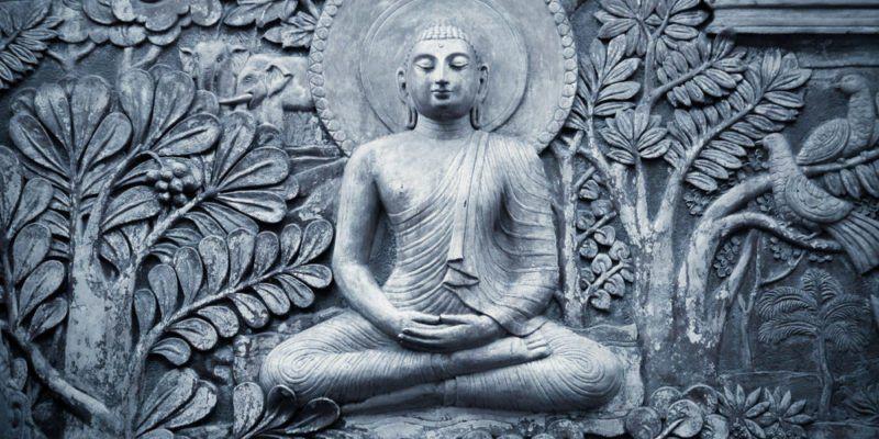Budismo e influencia estoica