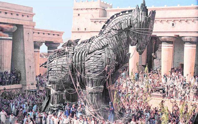 Caballo de Troya.