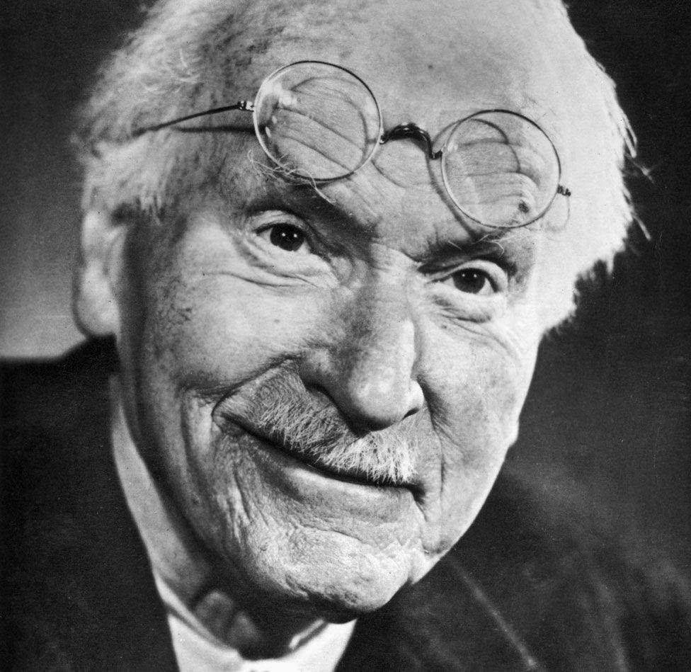 Representación de Carl Gustav Jung