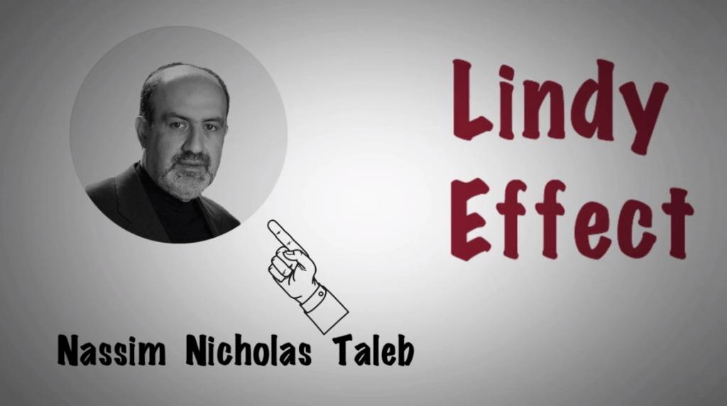 Efecto Lindy por Nassim Nicholas Taleb
