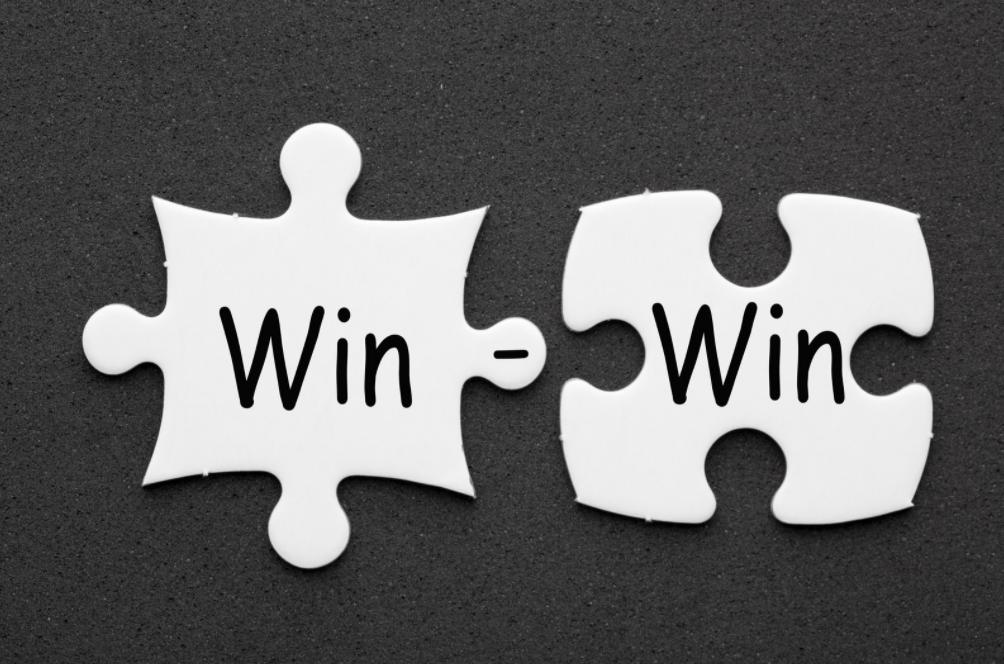 Logra tus propósitos con una mentalidad win-win