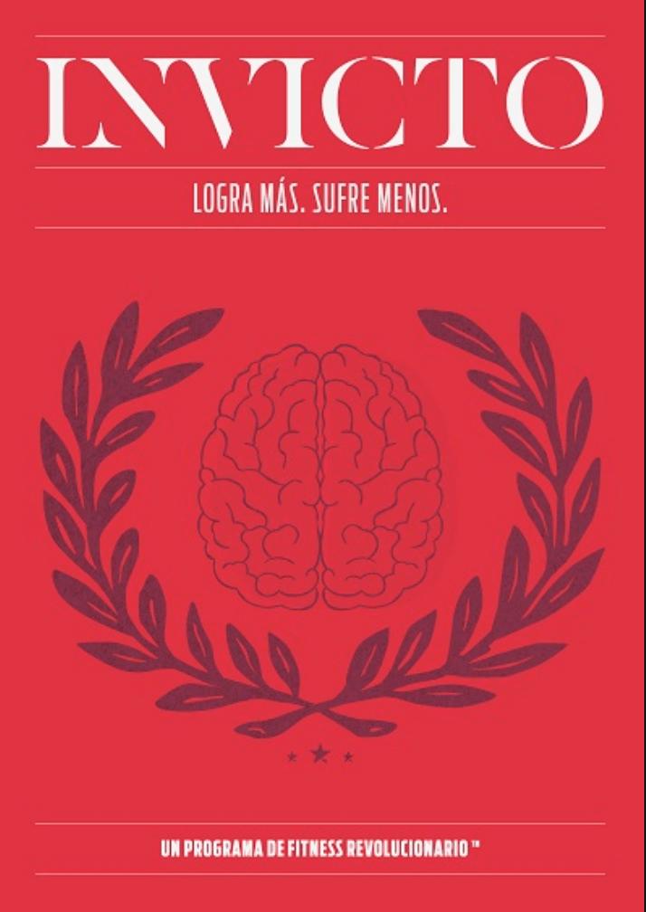 Una de las personas que está divulgando acerca de estoicismo: Marcos Vázquez, en su obra Invicto.
