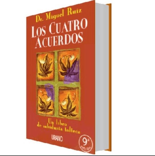 Este libro de los Cuatro Acuerdos, relaciona el pensamiento tolteca con ideas que pueden ser asociadas al estoicismo.