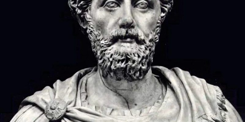 El emperador estoico Marco Aurelio