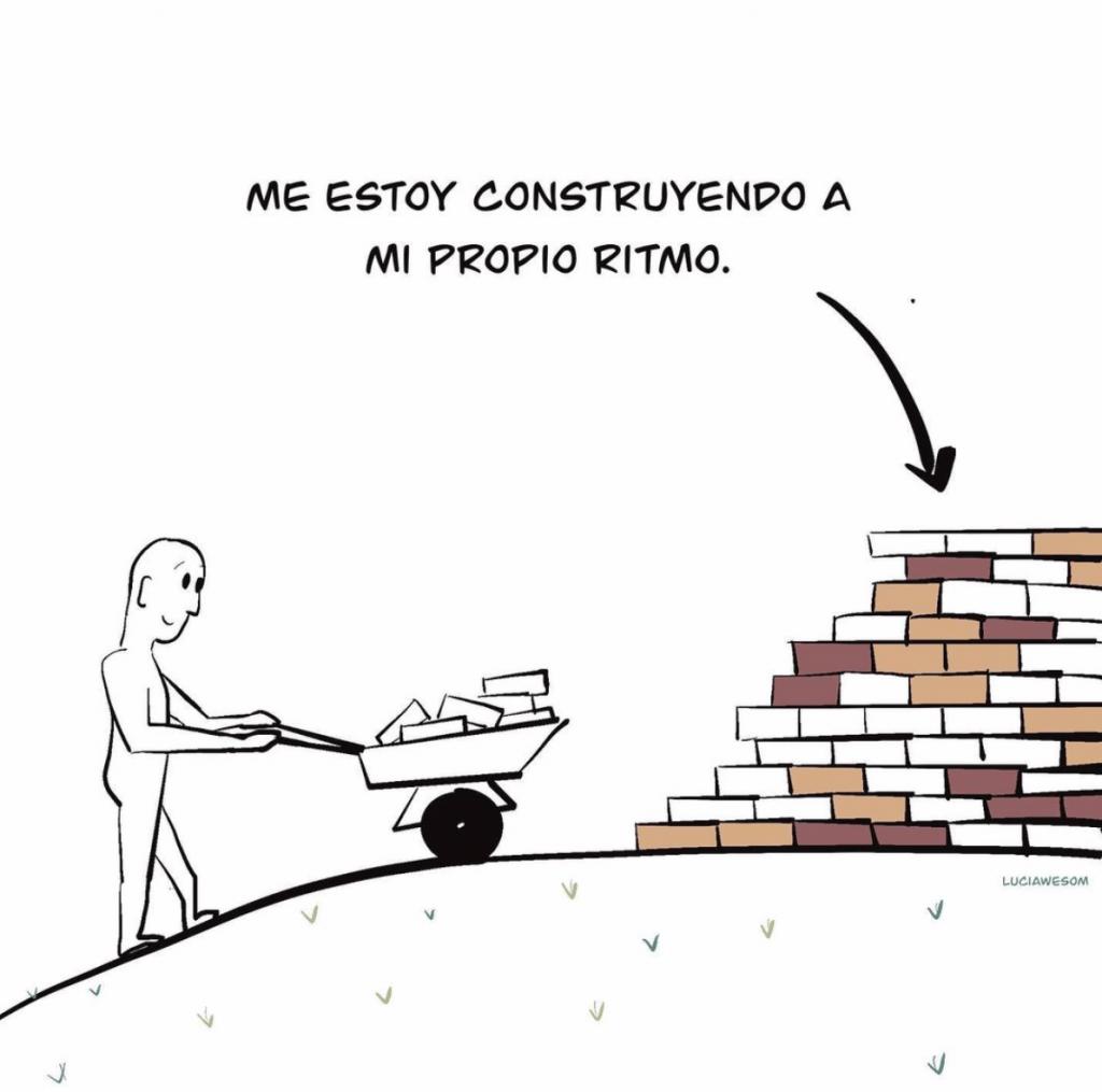 Para vencer la procrastinación es fundamental entender que cada pequeña acción, cada ladrillo en tu muro, cuenta.