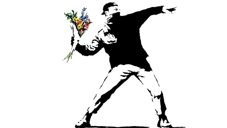 Grafiti del nihilista activo