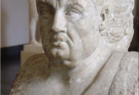 Verdadera imagen del filósofo Séneca