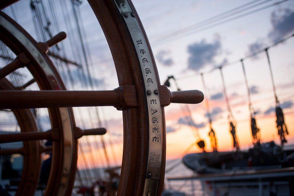 El estoicismo apuesta por ser congruente con tus objetivos y abrazar el placer. Tener la libertad de tripular tu propio barco.